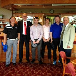 AM-AM golf competition at The Leicestershire Golf Club
