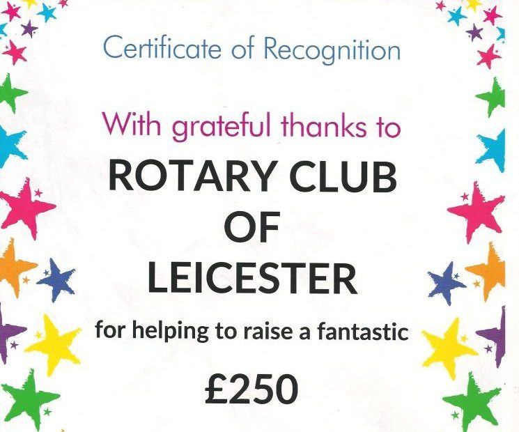 rotary club of leicester