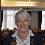 District Councillor Moira Bartlett