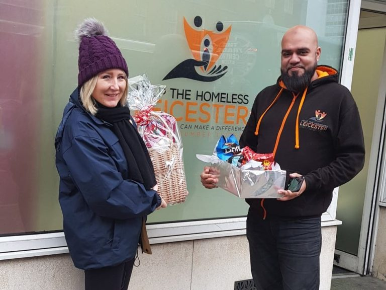 Help the Homeless Leicester